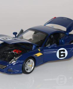 Bburago 118 Ferrari California T 70th Anniversary Collection 1 scaled