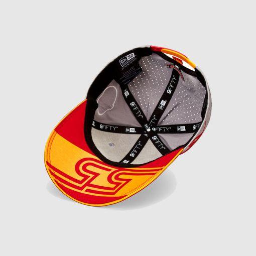 Cappellino Carlos Sainz GP Spagna 2020 9FIFTY adulto numero 55