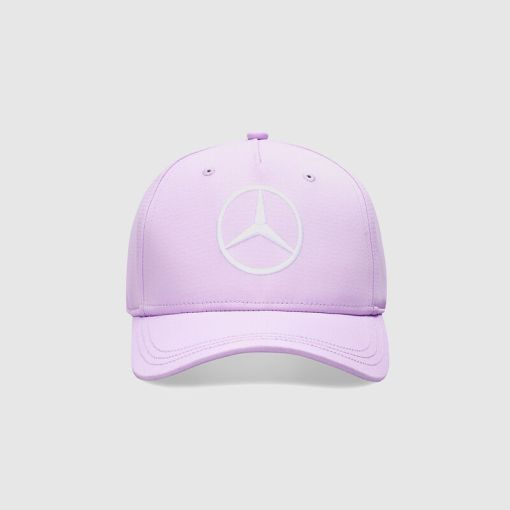 Cappellino Lewis Hamilton Barcellona 2020 viola 2