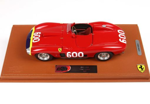 BBR 118 Ferrari 290 MM 1956 Manuel Fangio MODELLINO