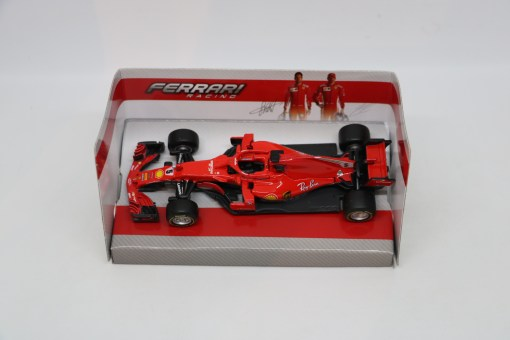 Bburago 143 Ferrari SF71HS. Vettel 2018 N.5 2