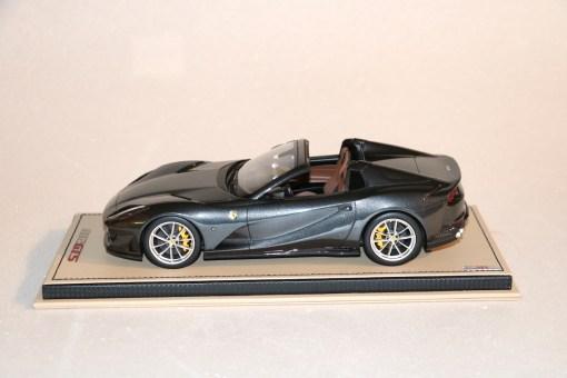 Mr Collection Models 118 Ferrari 812 GTS Grigio Limited Ed. 4 pcs 1