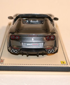 Mr Collection Models 118 Ferrari 812 GTS Grigio Limited Ed. 4 pcs 3