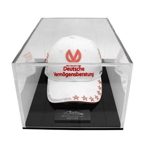 Cappellino personale Michael Schumacher Brasile 2012 Edizione limitata 308 pcs. 8