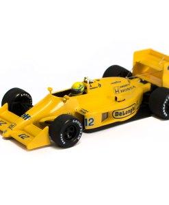 Minichamps 143 Ayrton Senna F1 Lotus Honda 99T Japan GP 1987 front