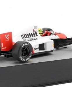 Modellino Altaya 143 McLaren Honda MP45 Ayrton Senna Germany GP 1989 4