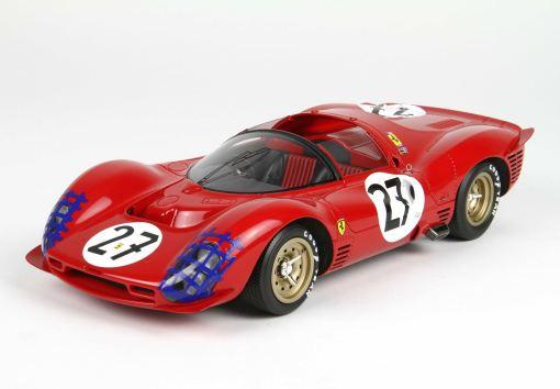 BBR 143 Ferrari 330 P3 Spider 24h Le Mans 1966