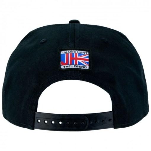 Cappellino James Hunt Silverstone 2