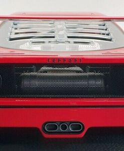 Modellino TOP MARQUES Ferrari F40 1987 Rossa 1 12 retro