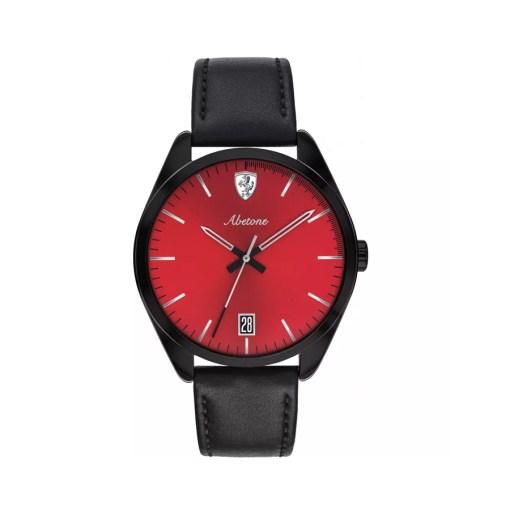 Orologio Scuderia Ferrari Abetone Rosso