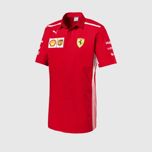 Camicia Scuderia Ferrari 2018