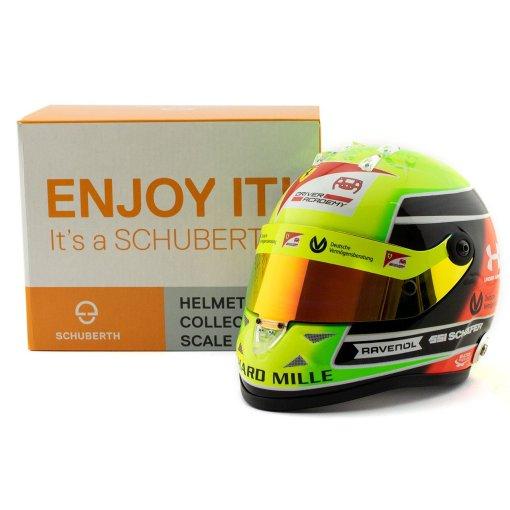 Mini Helmet 12 Mick Schumacher 2020 Driver accademy 5