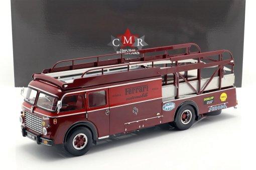 Modellino Camion CMR 118 Fiat Bartoletti Ferrari 1957 1