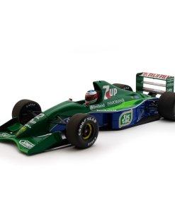 Modellino Minichamps 143 Michael Schumacher Jordan Ford 191 First F1 GP Spa 1991 4