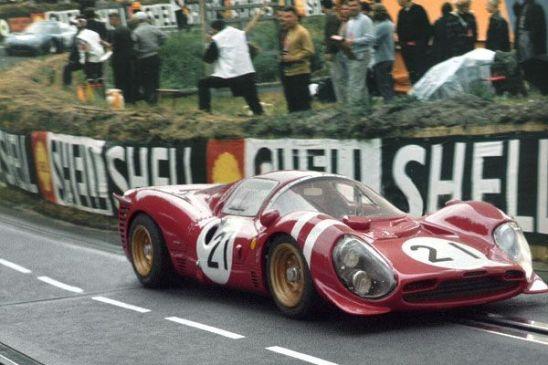 Ferrari Sport Prototipi Le Mans