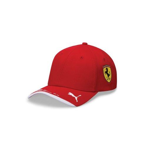Scuderia Ferrari Berretto Puma F1 Replica Team 2020