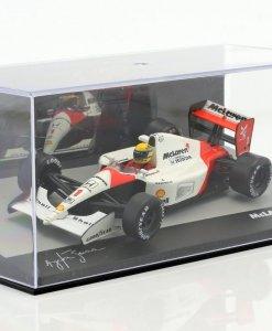 Ayrton Senna McLaren MP46 1 World Champion formula 1 1991 143 6