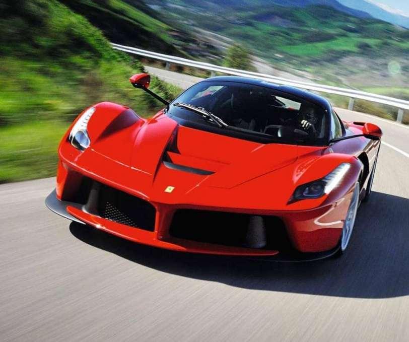 Ferrari La Ferrari min
