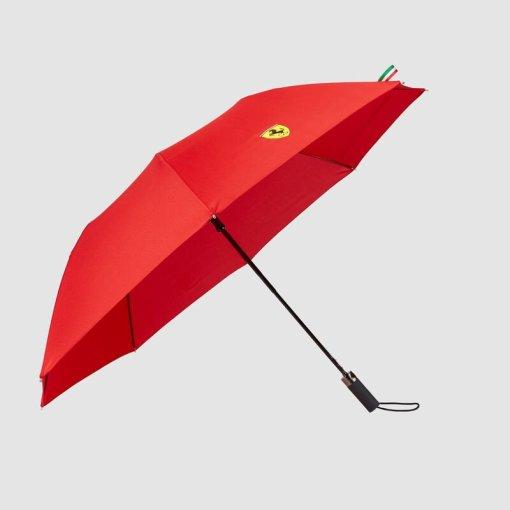 5100560 600 Compact Ferrari umbrella red