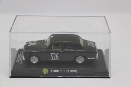 Alfa Romeo 143 1900 T.I. 1953 V Carrera Panamericana 1954