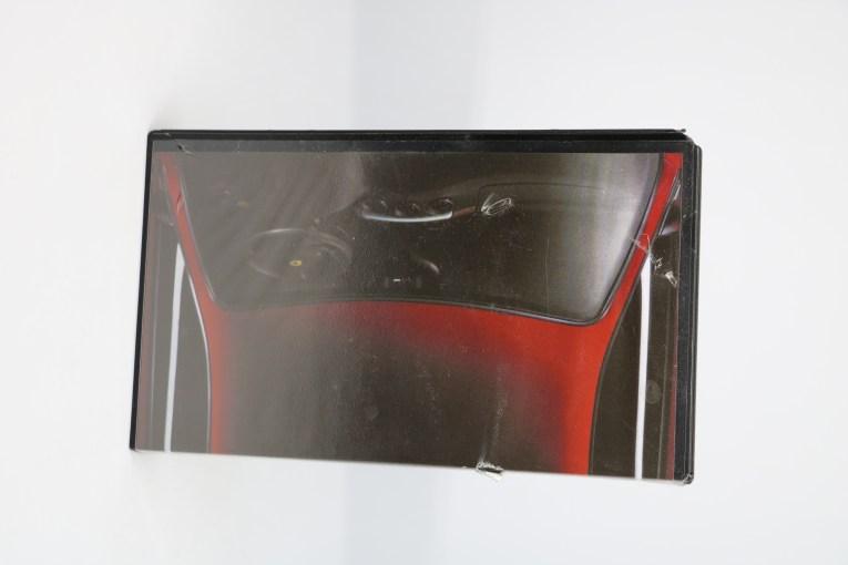 Videocassetta VHS Ferrari 360 Modena 2