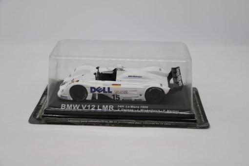 143 Altaya BMW V12 LMR 24H Le Mans 1999 Dalmas Winkelhock Martini 1