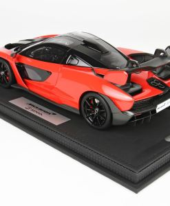 BBR 118 McLaren Senna 2018 Red Accent 3