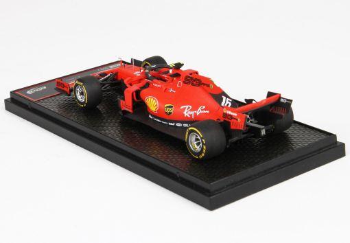 BBR 143 Ferrari SF90 Belgium GP 2019 Winner C. Leclerc 1