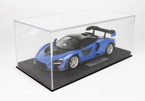 McLaren Senna 2018 Azura Blue 5