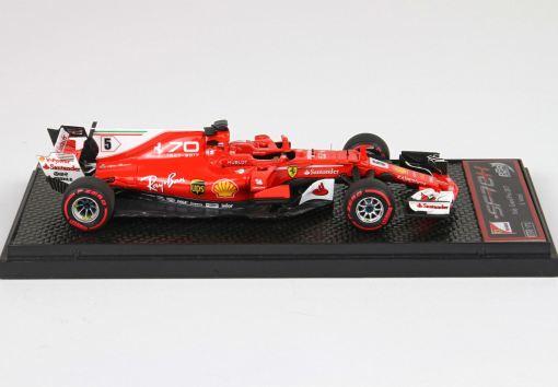 BBR 143 Ferrari SF70 H GP Italia 2017 Vettel lato