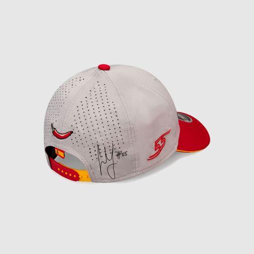 Cappellino Carlos Sainz GP Spagna 2020 9FIFTY adulto retro