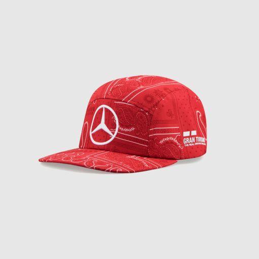 Cappellino Mercedes F1 Lewis Hamilton GP Inghilterra 2020