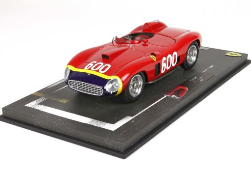 BBR 118 Ferrari 290 MM 1956 Manuel Fangio BASE RACING