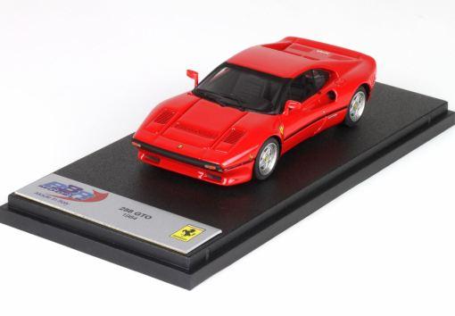 BBR 143 Ferrari 288 GTO Rosso Corsa 322