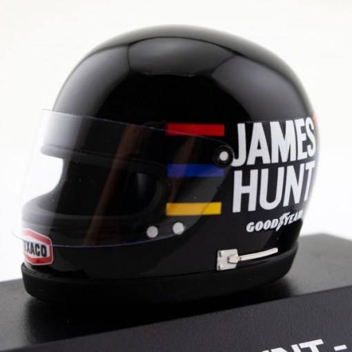 Mini Helmet 18 James Hunt 1976 3