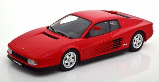 Modellino Ferrari 1 18 Testarossa Monospecchio KK