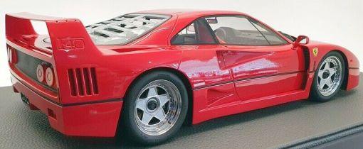 Modellino TOP MARQUES Ferrari F40 1987 Rossa 1 12 2