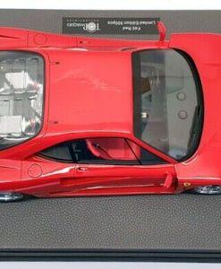 Modellino TOP MARQUES Ferrari F40 1987 Rossa 1 12 alta