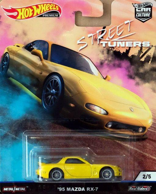 MA MAZDA 164 RX 7 1995 Mattel Hot Wheels