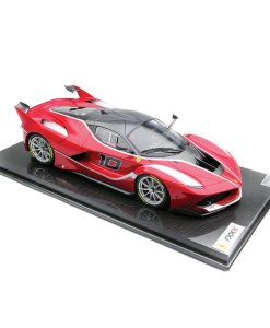 Modellino Auto Amalgam 18 Ferrari FXXK Rosso Limited Ed
