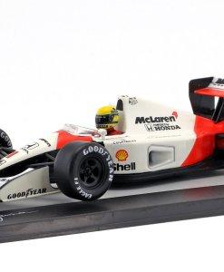 Ayrton Senna McLaren MP46 1 World Champion formula 1 1991 143 3