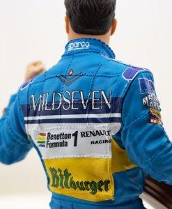 Michael Schumacher Figure Second F1 World Championship 1995 110 6