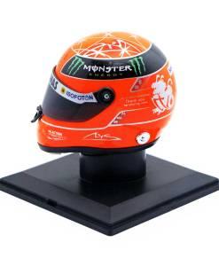 Michael Schumacher Final Helmet GP Formel 1 2012 14 2