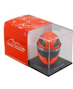 Michael Schumacher Final Helmet GP Formel 1 2012 14 8