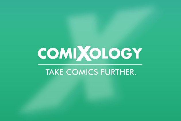 Comics on ComiXology