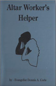 Altar Workers Helper