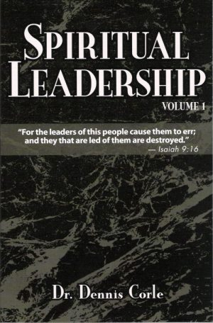 Spiritual Leadership - one