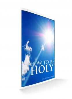 How to be Holy-banner