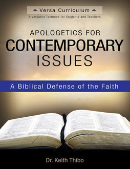 Versa Curriculum: Apologetics for Contemporary Issues