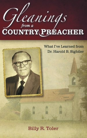 Gleanings From a Country Preacher